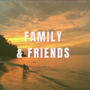 Amami Beach Resort - Family and friends voucher