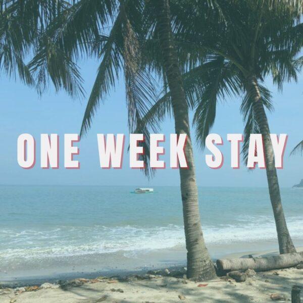 Amami Beach Resort - One week stay voucher